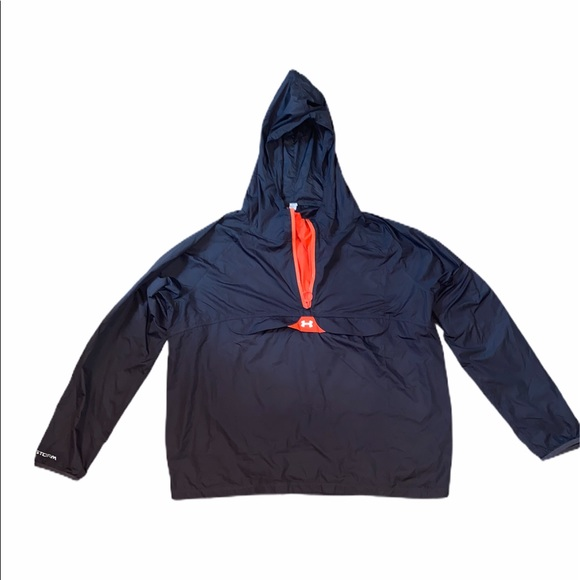 Under Armour Tops - Under Armour pullover windbreaker size L